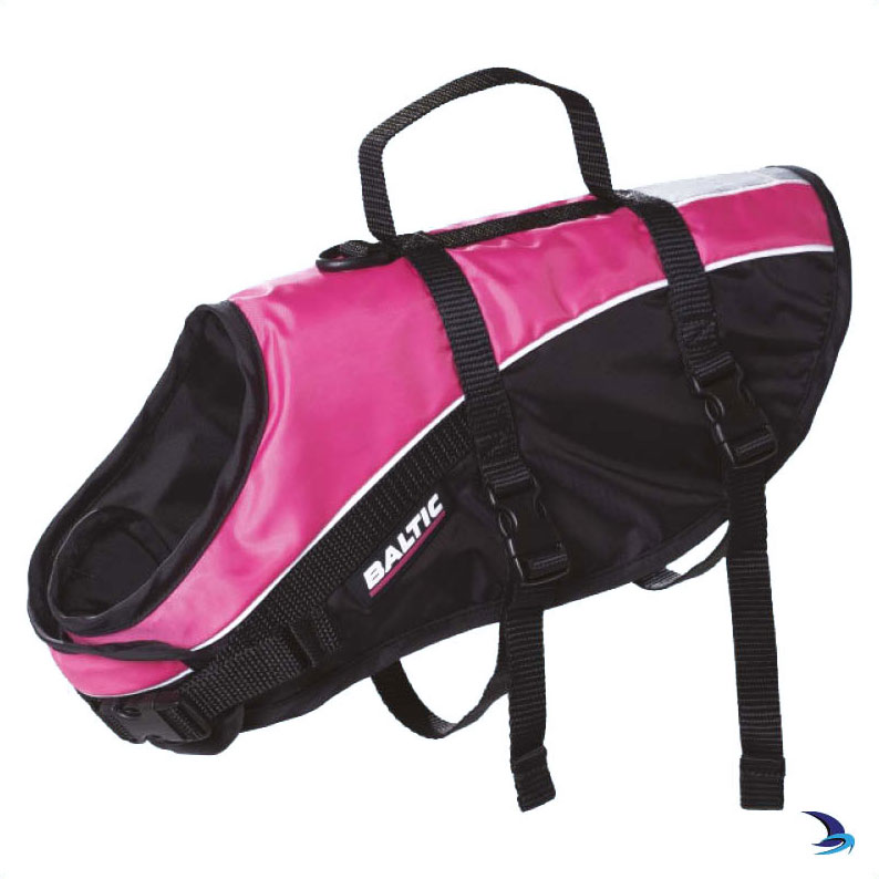 Baltic - Pet Aid Mascot Buoyancy Aid (Pink)